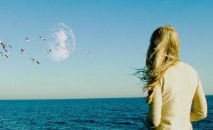 Stunning cinematography and visuals in Another Earth.