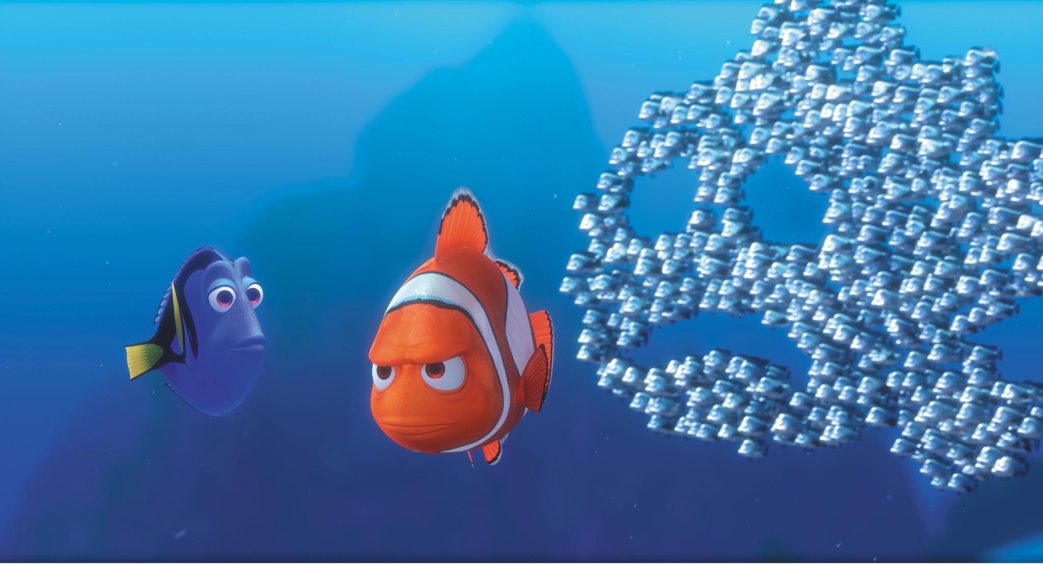 finding nemo films and things