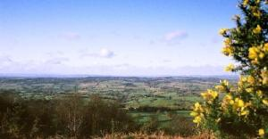 The area of Devon that we're filming in :) this is right near where I live, I'm so lucky xD