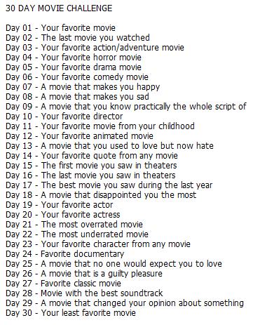 30dayfilm