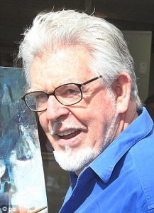 Rolf Harris was recently arrested after sexual abuse allegations. He hasn't been prosecuted.