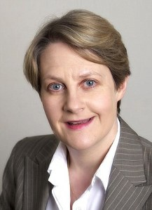 Barrister Barbara Hewson: One scary lady!