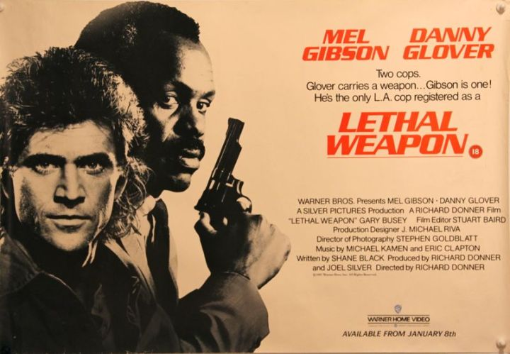 Lethal Weapon Quad