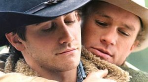 Brokeback Mountain is literally the only film I could think of that represents homosexual love