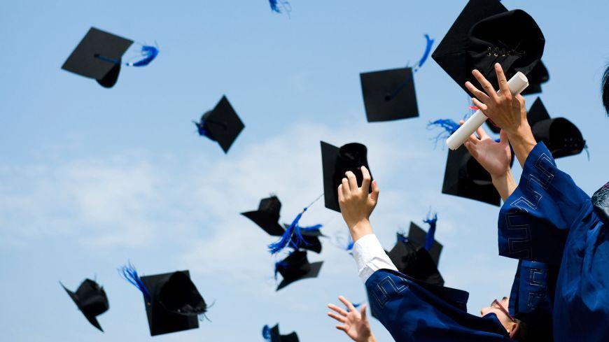 graduation-caps-in-air